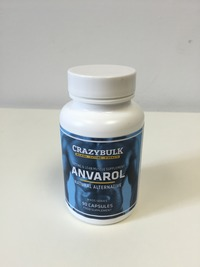 Anavar bottle photo