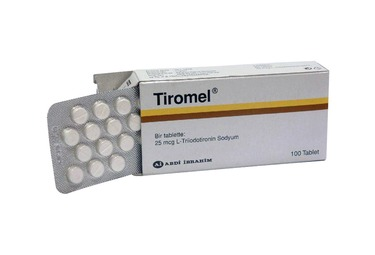Tiromel package photo